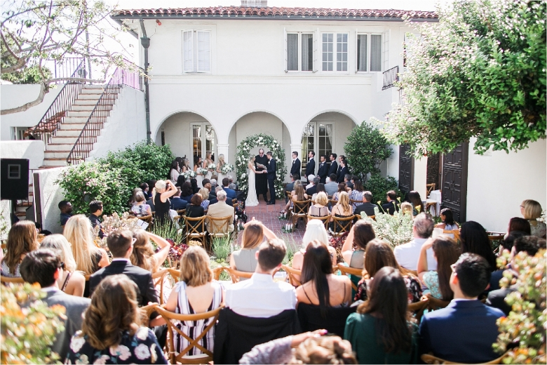 Kelsey And Justin Married At The Darlington House, In The Pristine Town Of  La Jolla, California, Alongside Beautiful Historic Homes And The Pacific  Ocean.